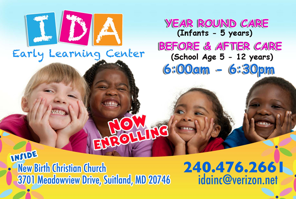 IDA Early Learning Center