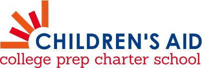 THE CHILDREN'S AID SOCIETY