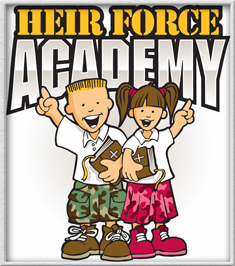 HEIR FORCE ACADEMY