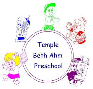 Temple Beth Ahm Preschool