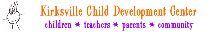 KIRKSVILLE CHILD DEVELOPMENT CENTER INC