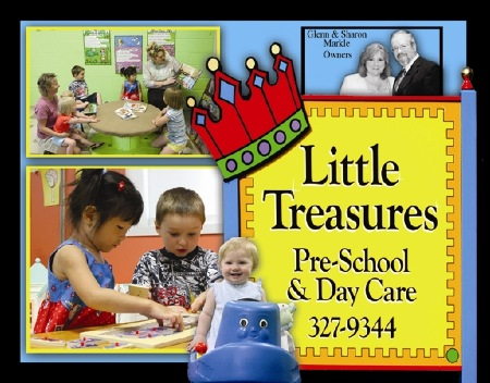 LITTLE TREASURES PRESCHOOL AND DAYCARE