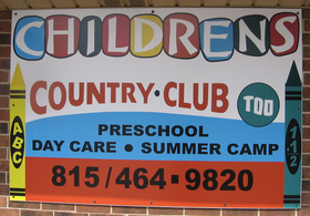 CHILDREN'S COUNTRY CLUB TOO
