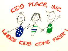 KIDS PLACE, INC.-NEW CENTER