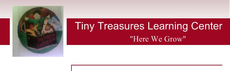 Tiny Treasures Learning CTR